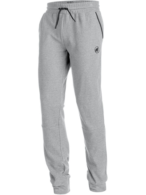 Mammut Logo - Pantalones de Trekking Hombre - gris